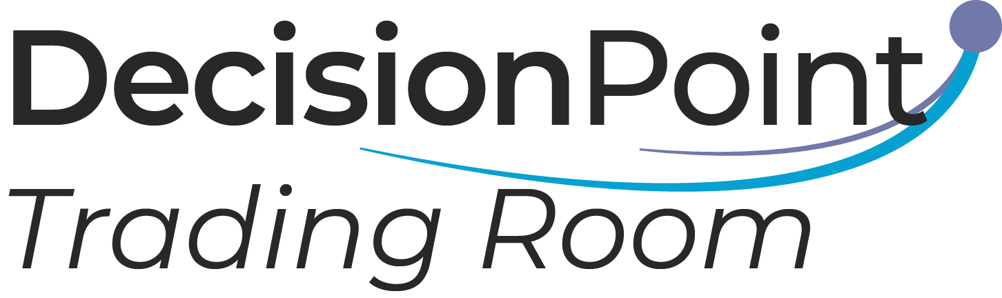 DecisionPoint Trading Room logo